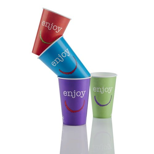 Cups Cold drinks