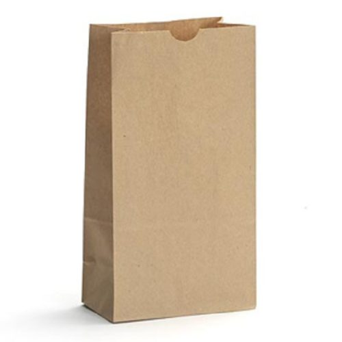 Brown SOS Carrier Bags Various Sizes
