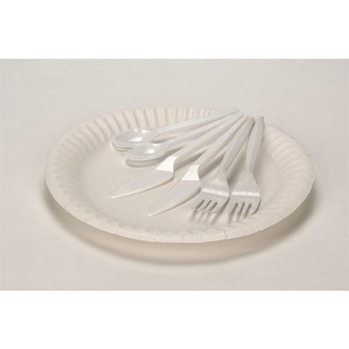 Paper Plates Various Sizes
